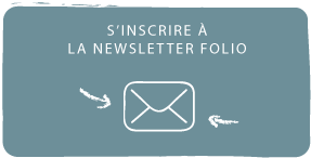 S'inscrire à la newsletter folio