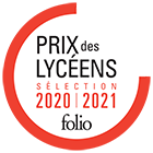 Prix des lycéens Folio 2020 - 2021