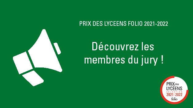 Découvrez les membres du jury pour cette sixième édition du Prix !